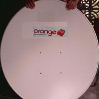 Dish Parabola Solid Offset 100cm C band Ku Band