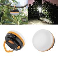 Lampu Tenda Camping Carabiner + Magnet Portable Emergency