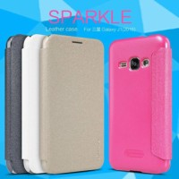 Flip case Samsung J1/J16 (2016) Nillkin Sparkle Leather