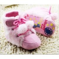 harga Prewalker Boot Pink Snow Ball Sepatu Prewalker Bayi Perempuan Boot Gir Tokopedia.com