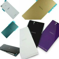 Sony Xperia Back Cover Z/LTE Z1 Z2 Z3/+ Z5 (Compact)