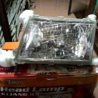 Head Lamp / Lampu Depan Kijang Kapsul