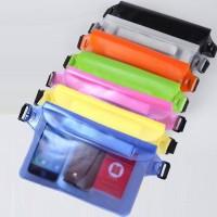 Waterproof Waist Bag Tas Pinggang Anti Air Muat HP Dompet kamera
