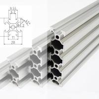 Aluminium profile V slot 2080 (per cm)