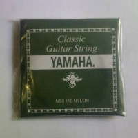 Jual Senar Gitar Yamaha Akustik Classic Nylon Murah
