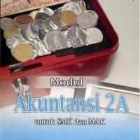 MODUL AKUNTANSI JL.2A SMK/KTSP REVISI- buku erlangga
