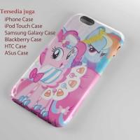 my little pony pinkie pie and rainbow dash Iphone case dan semua hp
