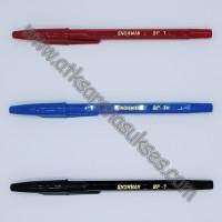 Ball Point Pen Snowman BP-7