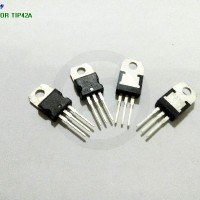 harga Transistor 42 Tip42c Pnp 100v 6a Power Ampli Speaker Aktif Tip Tokopedia.com