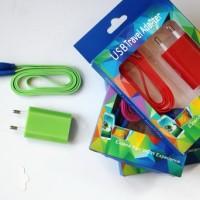 USB Travel Adapter High Speed Charging  Lamp Indicator
