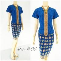 Batik Rnb Velisa 06 Biru