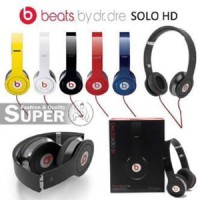 harga Headphones  / Handsfree Beats solo HD Tokopedia.com