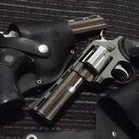harga Korek Api Bara Pistol Colt Phyton Magnum Revolver + Sarung (Besar) Tokopedia.com
