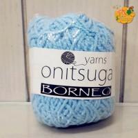 Benang Rajut Onitsuga Borneo Blue 8806 (Biru Muda)