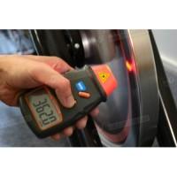 harga Digital Tachometer Laser - Pengukur putaran RPM Roda Mesin Motor Kipas Tokopedia.com