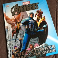 The Avengers (The Ultimate character Guide)