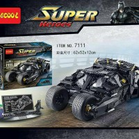 Jual Lego Compatible Decool 7111 Super Heroes Batman 1869pcs Murah
