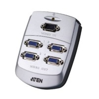 Aten Vga Splitter Vs84 4port 250mhz