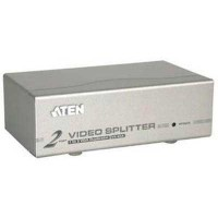 Aten Vga Splitter Vs92a 2 Port 350mhz