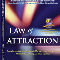 Buku Law Of Attraction . Michael J. Losier