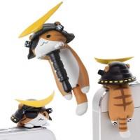 Niconico Nekomura Earphone Jack Accessory Samurai Ed. (Date Masamune)