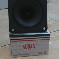 Tweeter Audax AX-61 Wallet walet speaker HOT ITEMS! MURAH!!