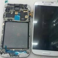 LCD+touchscreen+Frame samsung S4 original