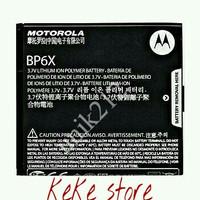 Batre Baterai Battery Motorola BP6X BP 6X Original YL28