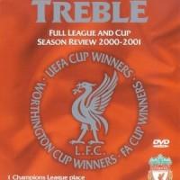 DVD Liverpool Treble Season review 2000/2001 - Sepakbola Liga Inggris