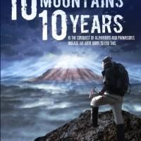DVD 10 Mountains 10 Years - Film Pendakian Gunung Paling fenomenal