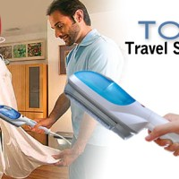 Jual Setrika Uap TOBI Travel Steam Murah