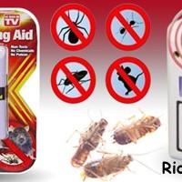 Riddex Plus Pengusir Tikus, Pengusir Nyamuk, Pengusir Serangga - HHM06