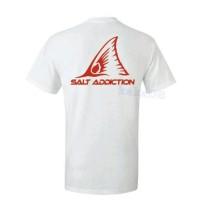 harga Kaos/tshirt/baju Mancing Mania Salt Addiction Tail Tokopedia.com