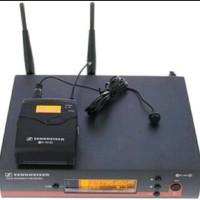 Microphone Mic Wireless Sennheiser EW 122 G3 Clip On