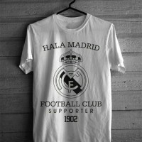 Kaos Distro Murah Hala Madrid