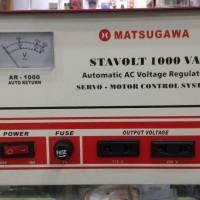 harga Stavolt Matsugawa 1000 Va Tokopedia.com