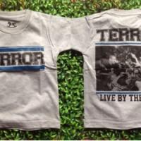 harga Mkids   Terror - Live   Kaos Band Hardcore Anak Tokopedia.com