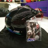 harga Helm LTD Sport hitam original Tokopedia.com