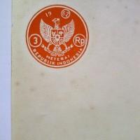 harga Kertas Segel Kuno Rp 3,- tahun 1962 Tokopedia.com