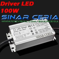 Driver LED 100W AC 220V Waterproof IP67 In 85-277V Power Supply 3000mA
