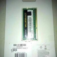 Memory RAM Corsair Laptop 8GB DDR3L PC12800