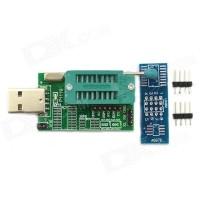 harga IC programer CH341A 24 25 USB Programmer EEPROM Flash BIOS Tokopedia.com