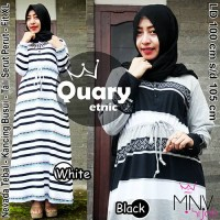 gamis kaos nevada : quary etnic dress ori