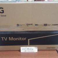 TV LED LG 24 Inch (24MT48AF) MONITOR LCD FULL HD IPS BRAND NEW