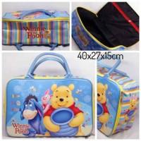 harga Tas Koper Anak / Travel  Super Spons Pooh (40cm) Tokopedia.com