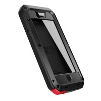 CASE LUNATIK TAKTIIK EXTREAM WITH GORILLA GLASS FOR IPHONE 5 / 5S