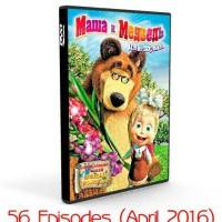 Masha and the bear cd vcd dvd film