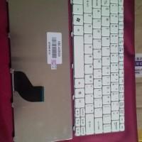 Keyboard Acer Aspire One D522 532H D255 D260 D270 NAV50 PAV70 Putih