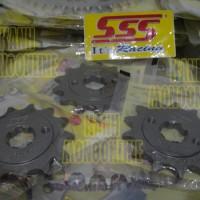 harga Gear SSS (Depan) 520 : Honda Tiger, NSR : Size 13T-15T Tokopedia.com