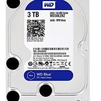 WD 3 Tb Blue WD30EZRZ 3 TB 64 MB SATA3